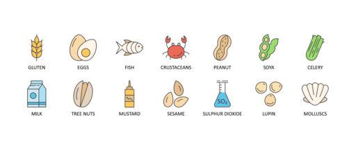 allergie-iconen