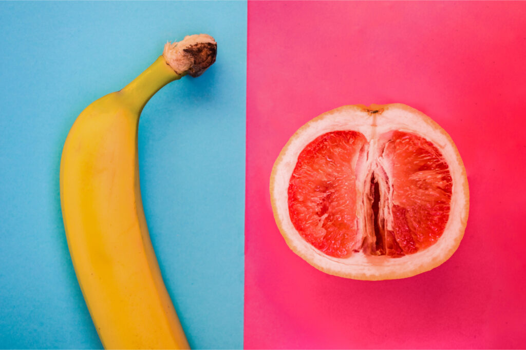Banaan-grapefruit